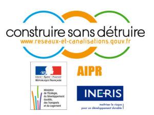 AIPR : autorisation d'intervention à proximité des réseaux